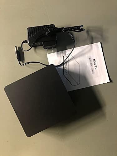 TUREWELL Mini PC, Desktop Computer Windows 10 Intel Z8350, Mini Computer 4GB 64GB 2.4/5GHz WiFi 4K...