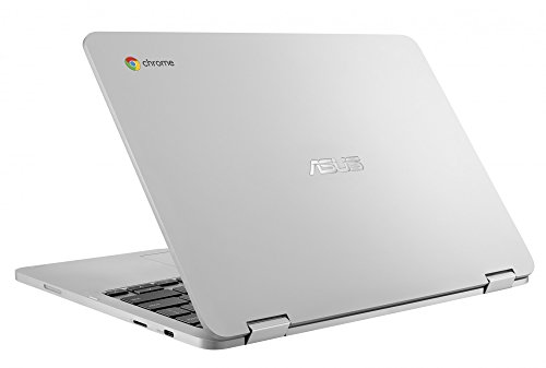 "ASUS Chromebook Flip C302 2-In-1 Laptop- 12.5"" Full HD 4-Way NanoEdge Touchscreen, Intel Core M5,..."