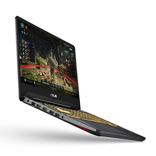 "ASUS TUF (2019) Gaming Laptop, 15.6"" 120Hz FHD IPS-Type, AMD Ryzen 7 R7-3750H, GeForce GTX 1660..."