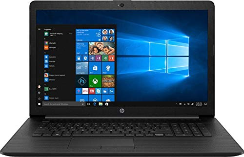 2020 HP 17.3' Laptop Computer/ 8th Gen Intel Quad-Core i5-8265U Up to 3.9GHz/ 8GB DDR4 RAM/ 256GB...