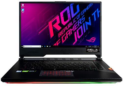 CUK ASUS ROG Strix Scar III G531GW Gaming Laptop (Intel i7-9750H, 32GB RAM, 1TB NVMe SSD + 1TB HDD,...