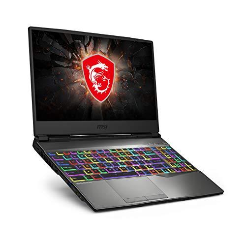MSI GP65 Leopard 10SDK-049 15.6' 120Hz 3ms Gaming Laptop Intel Core i7-10750H GTX 1660 Ti 16GB 512GB...
