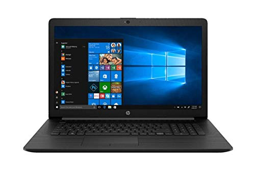 HP (17-BY1053DX) 17.3 Laptop - Core i5-8265U - 8GB Memory - 256GB Solid State Drive - Windows 10...