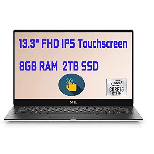 Dell XPS 13 7390 Laptop 13.3' Full HD IPS Touchscreen 10th Gen Intel Quad-Core i5-10210U (Beats...