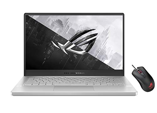 ASUS ROG Zephyrus G14 Gaming and Entertainment Laptop (AMD Ryzen 9 4900HS 8-Core, 24GB RAM, 1TB PCIe...