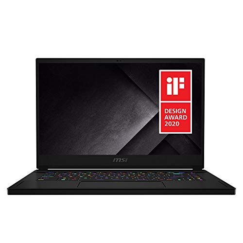 MSI GS66 Stealth 10SGS-036 15.6' 300Hz 3ms Ultra Thin and Light Gaming Laptop Intel Core i7-10750H...