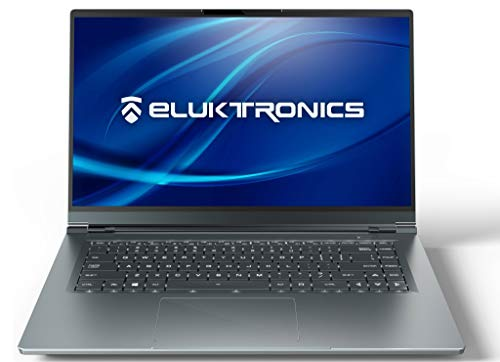 Eluktronics MAG-15u Ultra Slim & Light 3.5lb Premium Notebook with Huge 91Whr Battery - Intel Core...