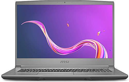 MSI Creator 17M 17.3' 120Hz FHD Creator Laptop Intel Core i7-9750H GTX1660Ti 16GB 512GB NVMe SSD...
