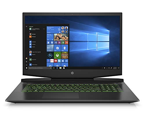 HP Pavilion 17-Inch Gaming Laptop, Intel Core i5-9300H, NVIDIA GeForce GTX 1050, 8GB RAM, 256GB...