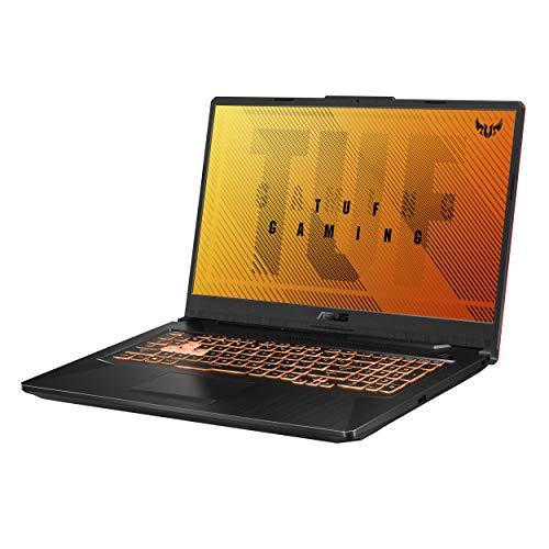 """ASUS TUF Gaming F17 Gaming Laptop, 17.3"""" FHD IPS-Type Display, Intel Core i5-10300H, GeForce GTX..."""