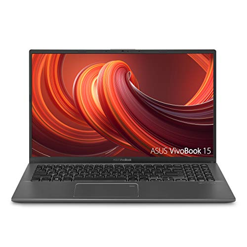 "ASUS VivoBook 15 Thin and Light Laptop, 15.6"" FHD Display, Intel i3-1005G1 CPU, 8GB RAM, 128GB..."