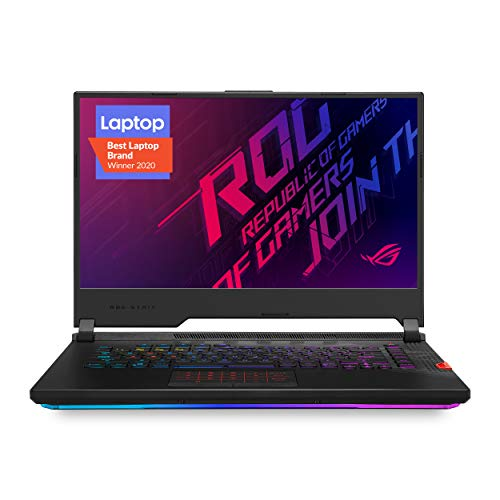 "ASUS ROG Strix Scar 15 (2020) Gaming Laptop, 15.6"" 240Hz IPS Type FHD, NVIDIA GeForce RTX 2070..."