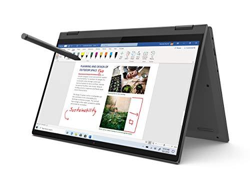 Lenovo Flex 5 14' 2-in-1 Laptop, 14.0' FHD (1920 x 1080) Touch Display, AMD Ryzen 5 4500U Processor,...