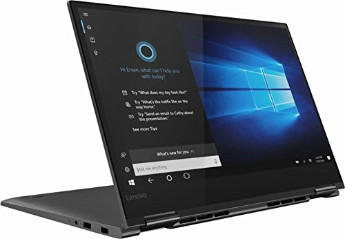 New 2018 Lenovo Yoga 730 2-in-1 15.6' FHD IPS Touch-Screen Laptop, Intel i5-8250U, 8GB DDR4 RAM,...