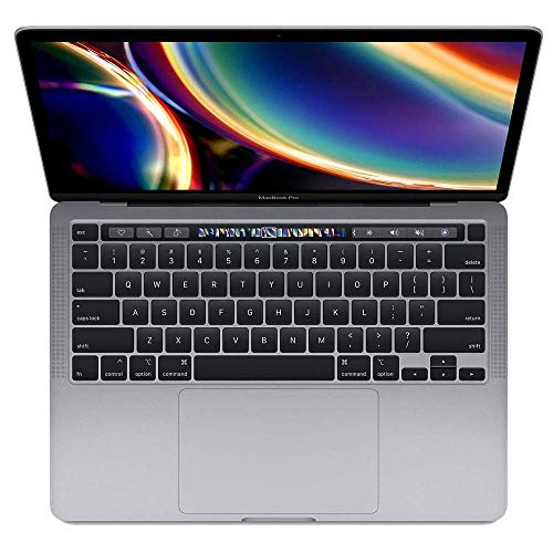 Apple MacBook Pro (13-inch, 8GB RAM, 512GB SSD Storage) - Space Gray (Previous Model)
