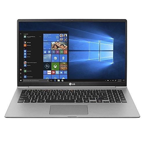 LG gram Thin and Light Laptop - 15.6' Full HD IPS Display, Intel Core i5 (8th Gen), 8GB RAM, 256GB...