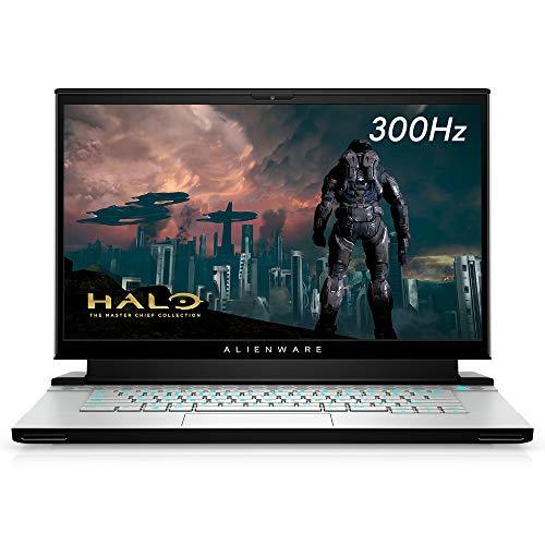 Alienware m15 15.6 inch FHD Gaming Laptop (Lunar Light) Intel Core i7-10750H 10th Gen, 16GB DDR4...