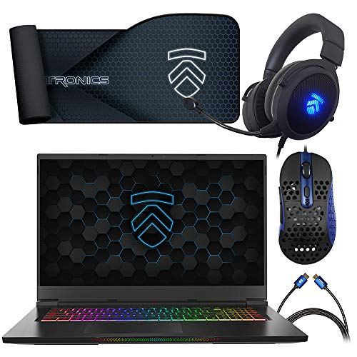 Eluktronics MAX-17 Covert Gamer Notebook PC: Intel i7-10875H 8-Core NVIDIA GeForce RTX 2070 144Hz...