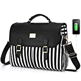 LOVEVOOK Laptop Bag for Women Large Computer Bags Cute Messenger Bag Briefcase Business Work Bags...