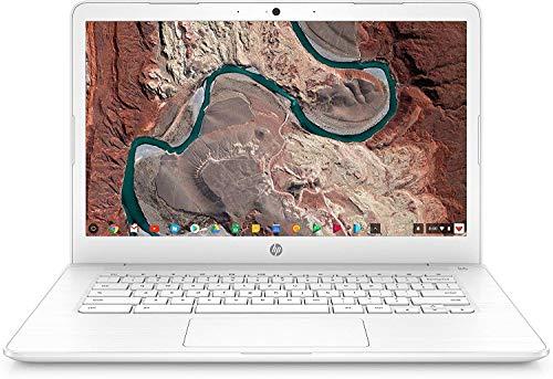 HP Chromebook 14, 14in Full HD Display, Intel Celeron N3350, Intel HD Graphics 500, 32GB eMMC, 4GB...