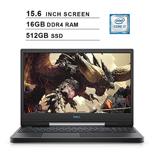 2020 Dell G5 15 5590 15.6 Inch FHD Gaming Laptop (9th Gen Intel 6-Core i7-9750H up to 4.5 GHz, 16GB...